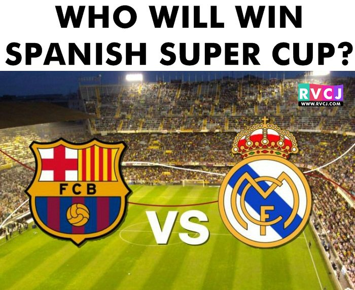 Real Madrid C.F. lead series 3-1 #SpanishSuperCup #RMACFB #ElClasico h...