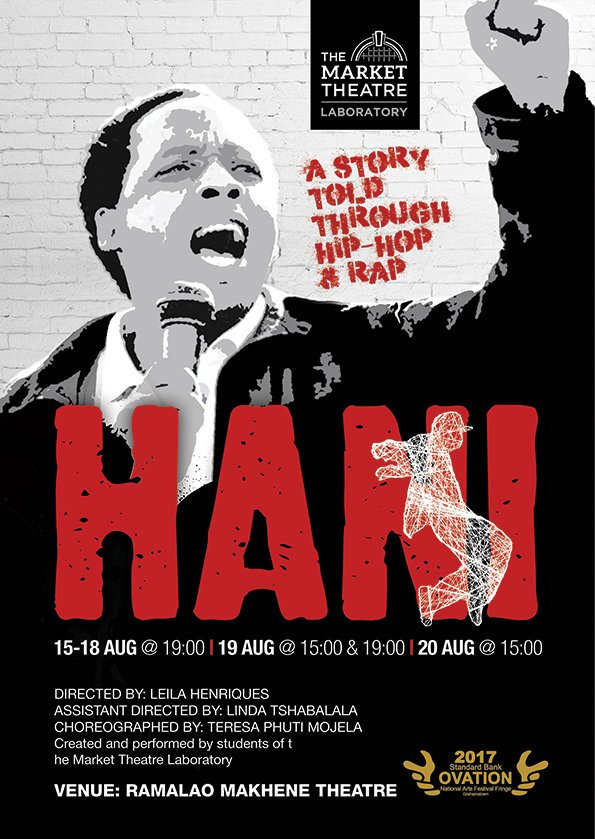 Tonight at 7 pm, we officially open Gold Ovation Award Winner #Hani performed by @TheMarketLab second-year students.<br>http://pic.twitter.com/Shy8Bpx2S0