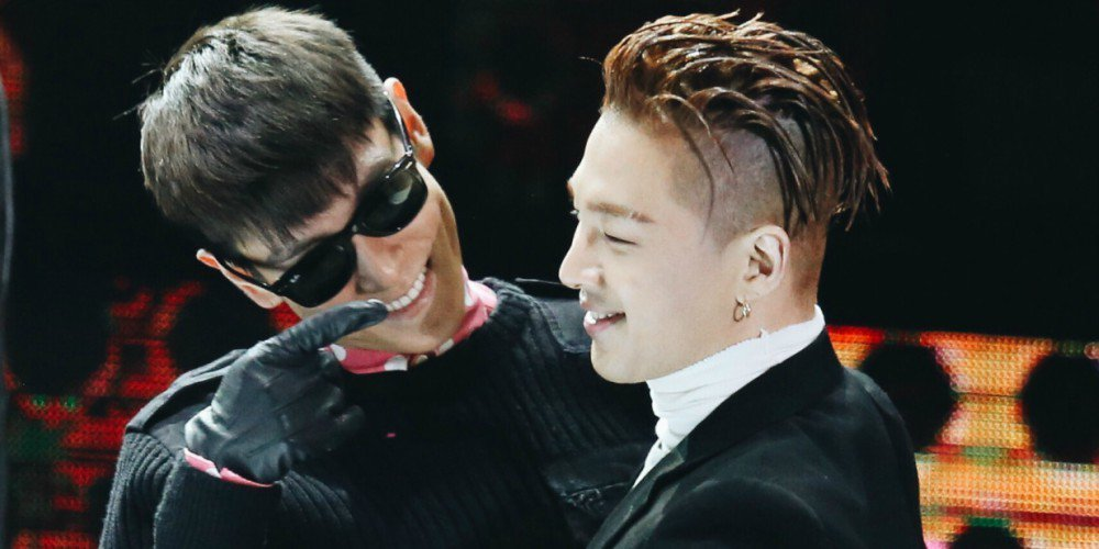Taeyang shares how he was there for T.O.P following the marijuana scan...