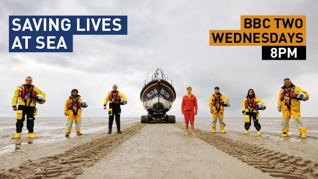 SAVING LIVES AT SEA   #BePositiveIn4Words  #SavingLivesAtSea @BBCTwo T...