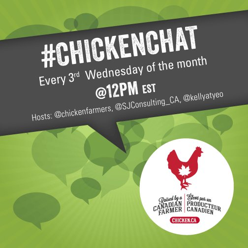 We&#39;re getting started in 10 minutes! @chickenfarmers #ChickenChat #BacktoSchool #recipes &amp; #tips -  https:// buff.ly/2vZPX5X  &nbsp;  <br>http://pic.twitter.com/sQTSOIG7Va