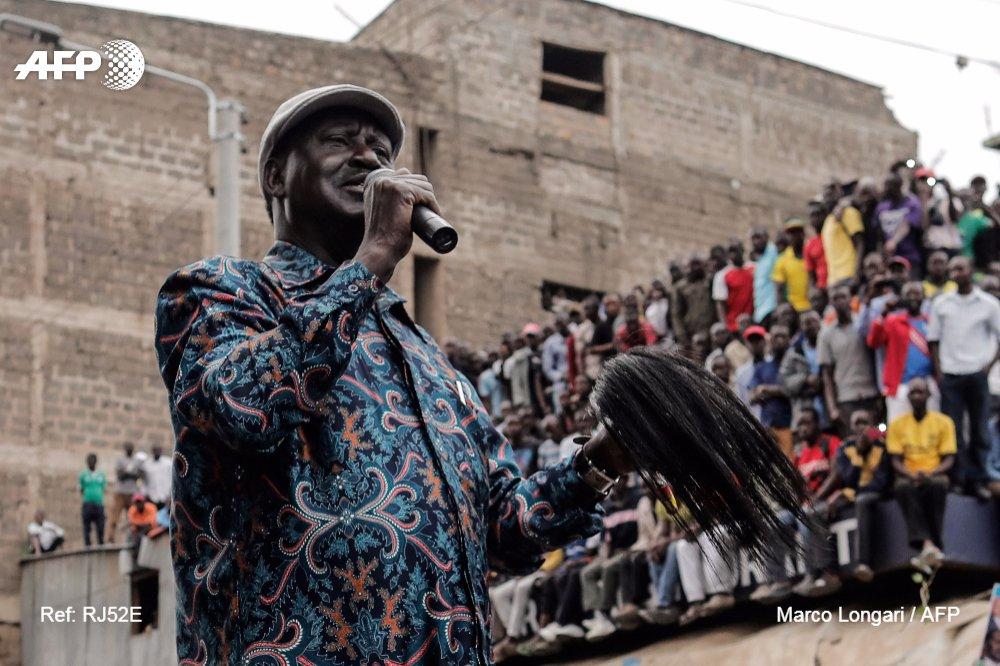 Kenya: l'opposition va saisir la Cour suprême pour contester les résultats https://t.co/XdbCgJy7yn #AFP