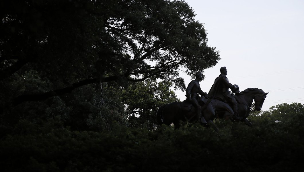Predominately black group wants to protect Dallas Confederate statues: Report https://t.co/eeW9xJ6Lyi