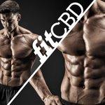 Recover like a pro! #fitCBD #cbd #cbdoil #hempoil #hemp #iwmcbd #gymlife #bodypositive