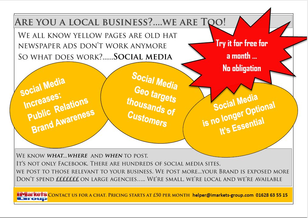 We offer 1 month FREE TRIAL. Hurry avail now! #marketing #localmarketing <br>http://pic.twitter.com/0G4sJRahDa