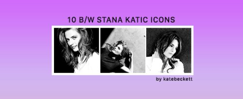 #StanaKatic icons  http:// katebeckett.tumblr.com/post/164176430 590/could-you-maybe-also-make-some-bw-stana-katic &nbsp; … <br>http://pic.twitter.com/8TmKfxBgcW
