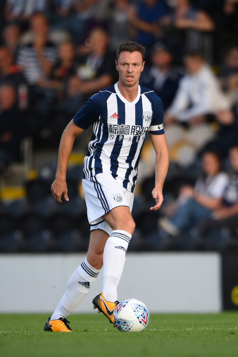 Sky sources: @ManCity interested in signing @WBA defender Jonny Evans....