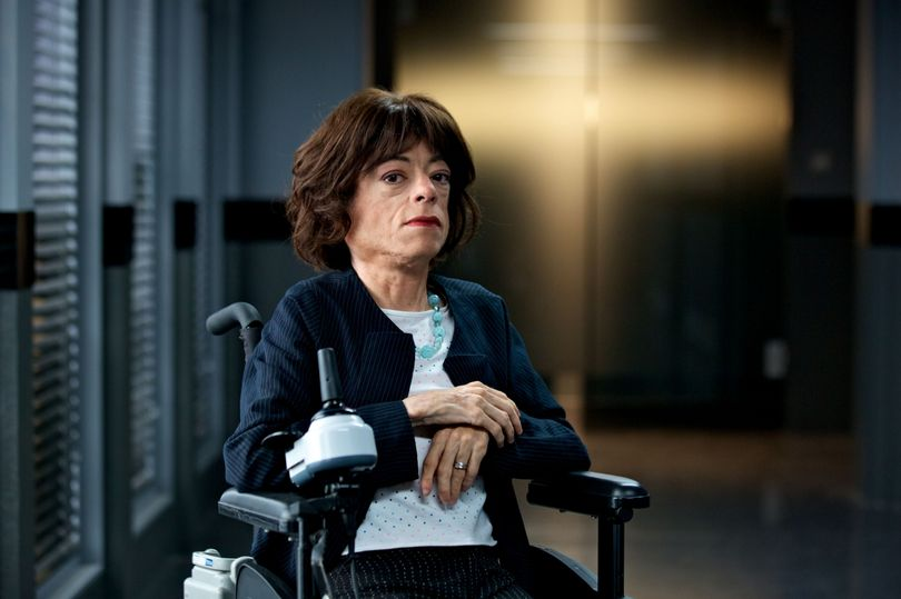 Silent Witness star Liz Carr's inspirational act just hours before she was stabbed by SCISSOR-wielding man in street https://t.co/3S8KG0rSw9