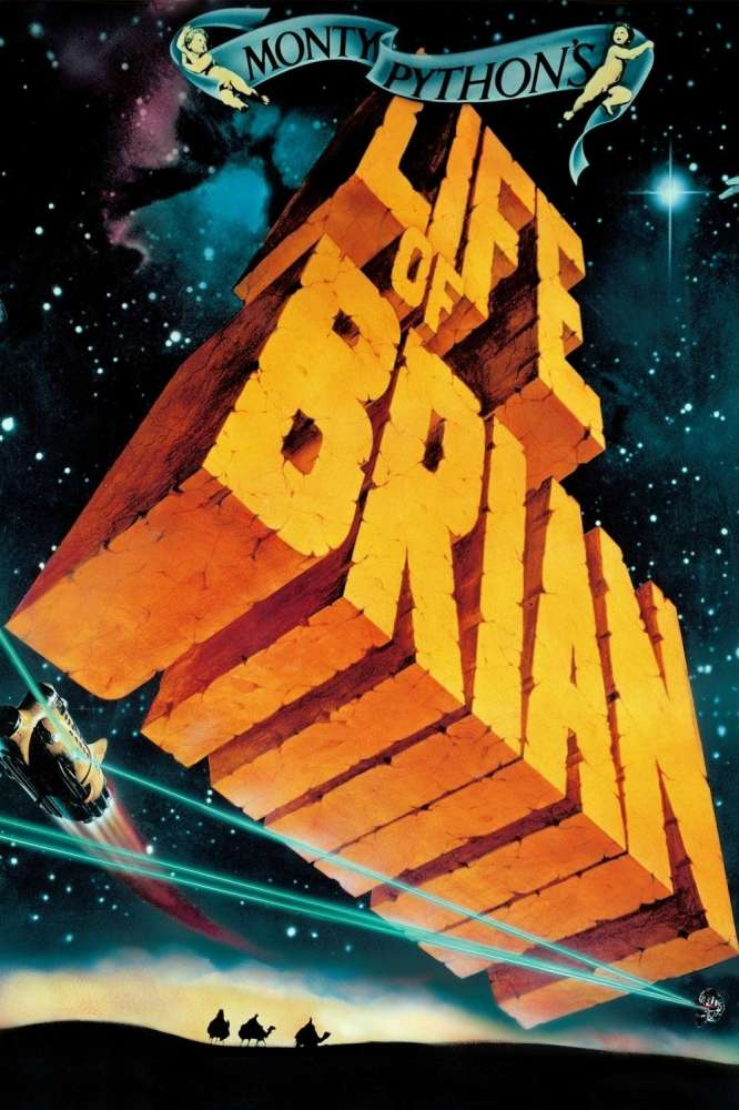Monty Python&#39;s Life of Brian was released on this day 38 years ago (1979). #GrahamChapman  http://www. mymoviepicker.com/film/monty-pyt hon-s-life-of-brian-7214.htm &nbsp; … <br>http://pic.twitter.com/6RPBGBfglp