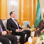 McGurk: Productive meetings w/HRH CrownPrince MBS & Saudi nat'l security team on #Syria, strengthening ties w/Iraq &stabilization #afterISIS