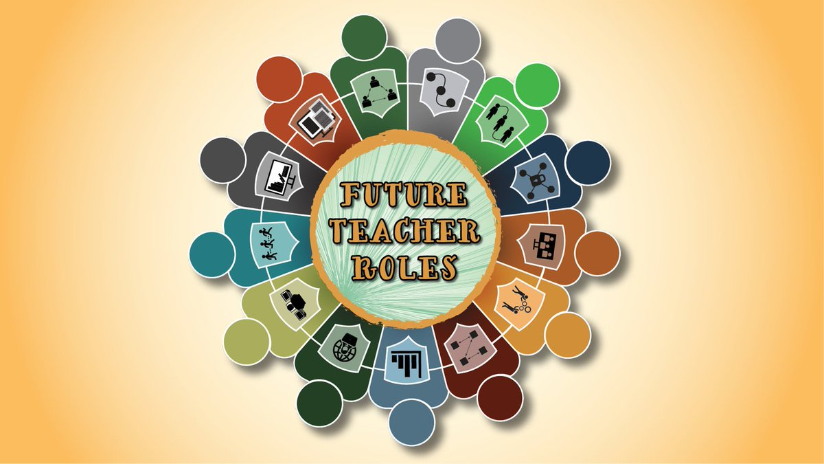 What will #teachers roles be in the future? Check out this #infographic on the new potential titles/functions.  https:// goo.gl/Zo7zEY  &nbsp;  <br>http://pic.twitter.com/pw8Ec8WiMo