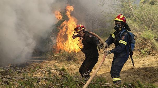 Yunanistan'daki yangın dört gün sonra söndürülebildi! https://t.co/GeG...