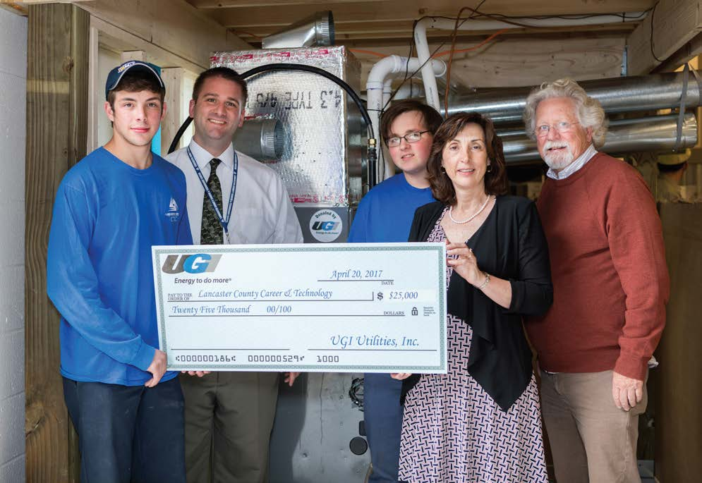 test Twitter Media - UGI donates $100,000 to Lancaster County Career and Technology Center's HVAC Program. Read more: https://t.co/q8ZtYT3S7X https://t.co/3dTYcTnQ4J