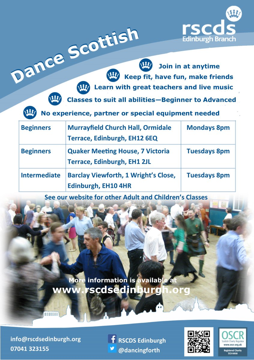 *BREAKING NEWS* our classes restart soon. book now! #DanceScottish in #Edinburgh; get #fit have #fun &amp; make #friends  https:// goo.gl/78n3wY  &nbsp;  <br>http://pic.twitter.com/bxUiJMH0KW