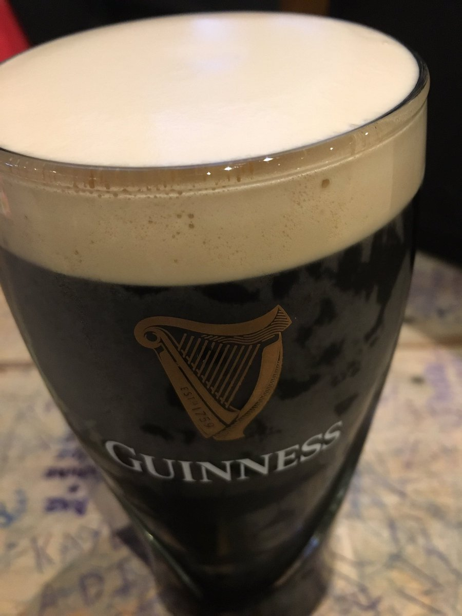 Having my 1st of 2 #Guinness I have every year in memory of my old chap. #GodBless #CheersDad<br>http://pic.twitter.com/agqcVcGLZ6