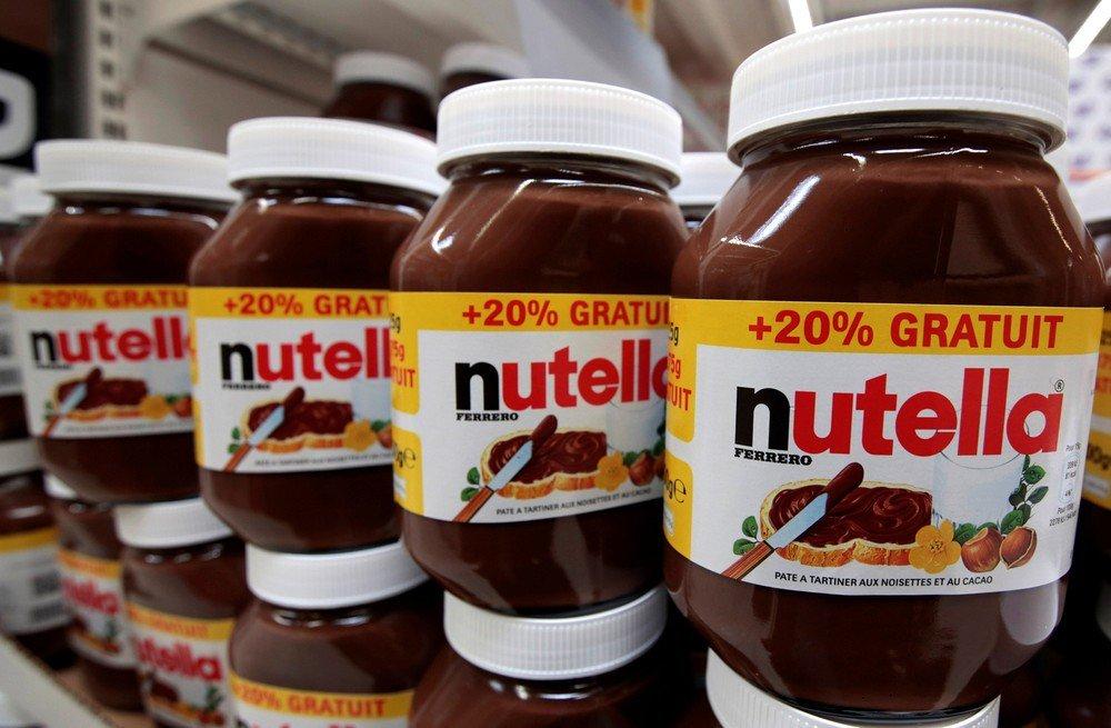 Carga de 22 toneladas de Nutella e chocolate é furtada na Alemanha https://t.co/xJiQCRtcXx #G1
