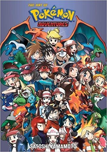 Have you seen the #Pokémon Adventures 20th Anniversary Illustration Book by Satoshi Yamamoto? → http:// amzn.to/2fLlFOb  &nbsp;  <br>http://pic.twitter.com/BDHHp4Cqn4
