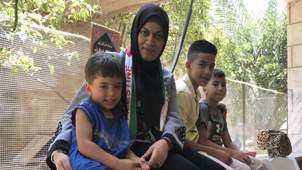 A Palestinian mother's struggle of reintegrating into her family after being imprisoned by an Israeli court https://t.co/QtmrvwTh43