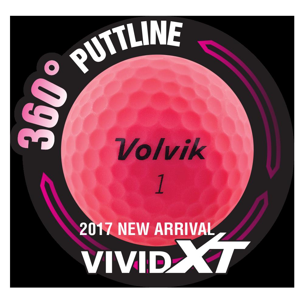 VIVID XT #golf #balls from @volvikUSA IN STOCK HERE:  http:// bit.ly/2mIs6Rx  &nbsp;    #ChangeTheGame 4 colour options<br>http://pic.twitter.com/KEE2TSZUVq