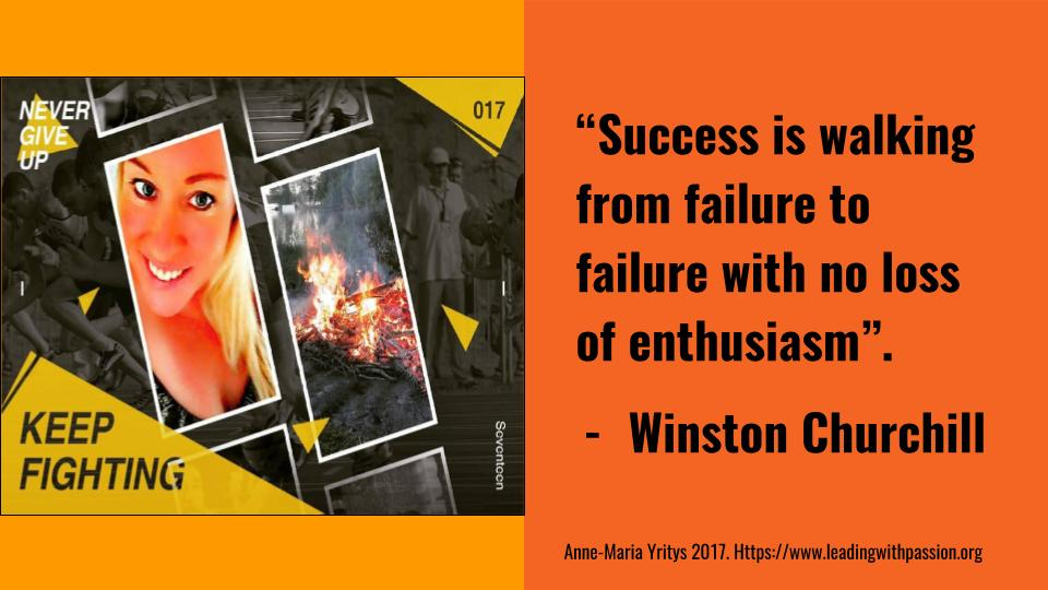 &quot;Success is walking from failure to failure with no loss of enthusiasm&quot;.  - W. Churchill #success #entrepreneurship   http:// bit.ly/entrepreneursh ip111 &nbsp; … <br>http://pic.twitter.com/v4IaHpNcrk
