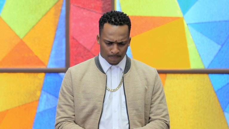 Mastermind goes to church. Catch #UZALO on @Official_SABC1 at 8:30pm....