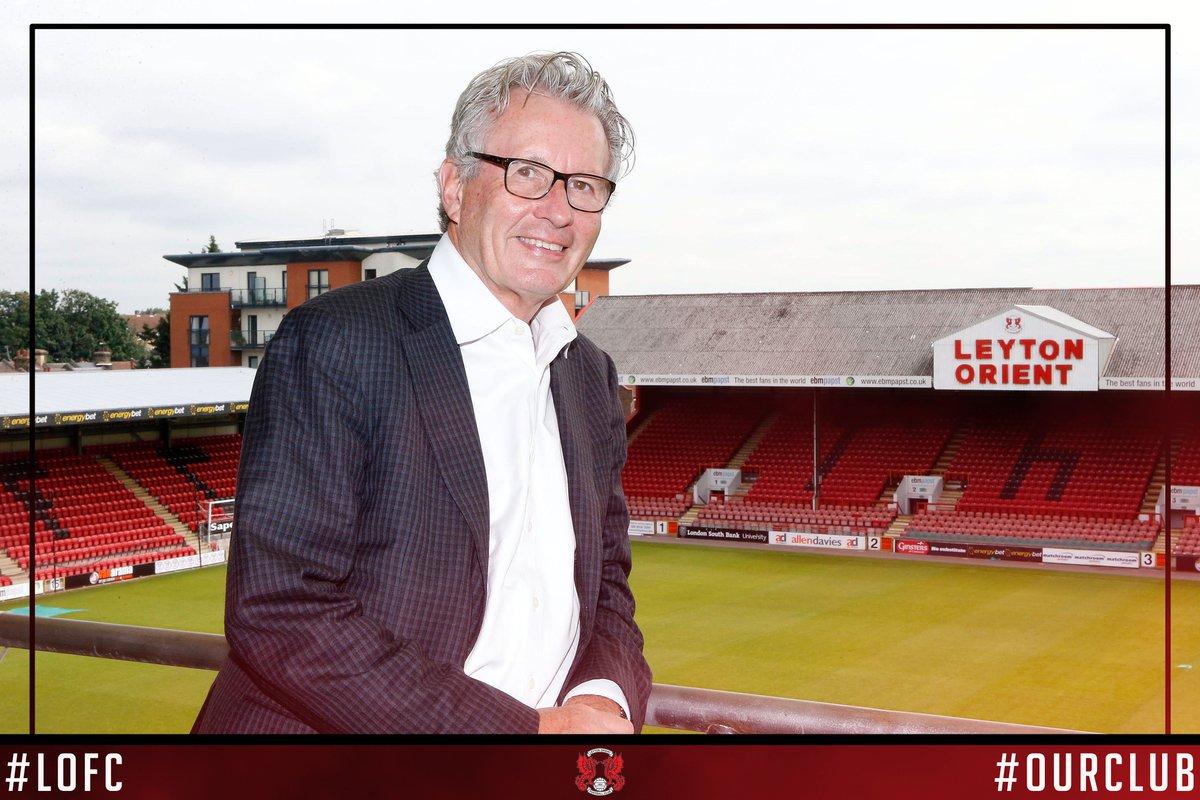 Club Chairman Nigel Travis on minority shareholders - https://t.co/gBW1VNHvNE #LOFC #OurClub