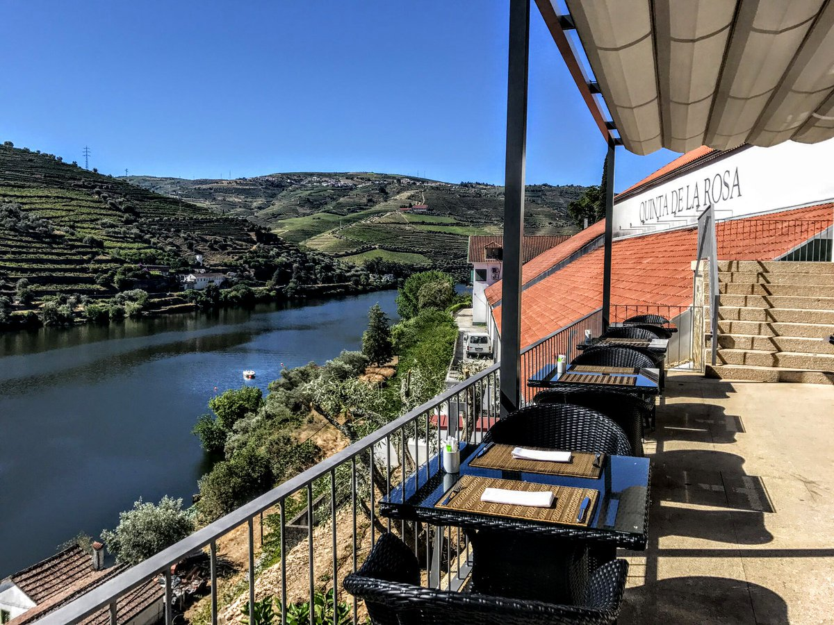 Located within a wine producing estate, on the right bank of #Douro River, Quinta De La Rosa is a family owned property. #Essence #Essential<br>http://pic.twitter.com/ggkkW18M56