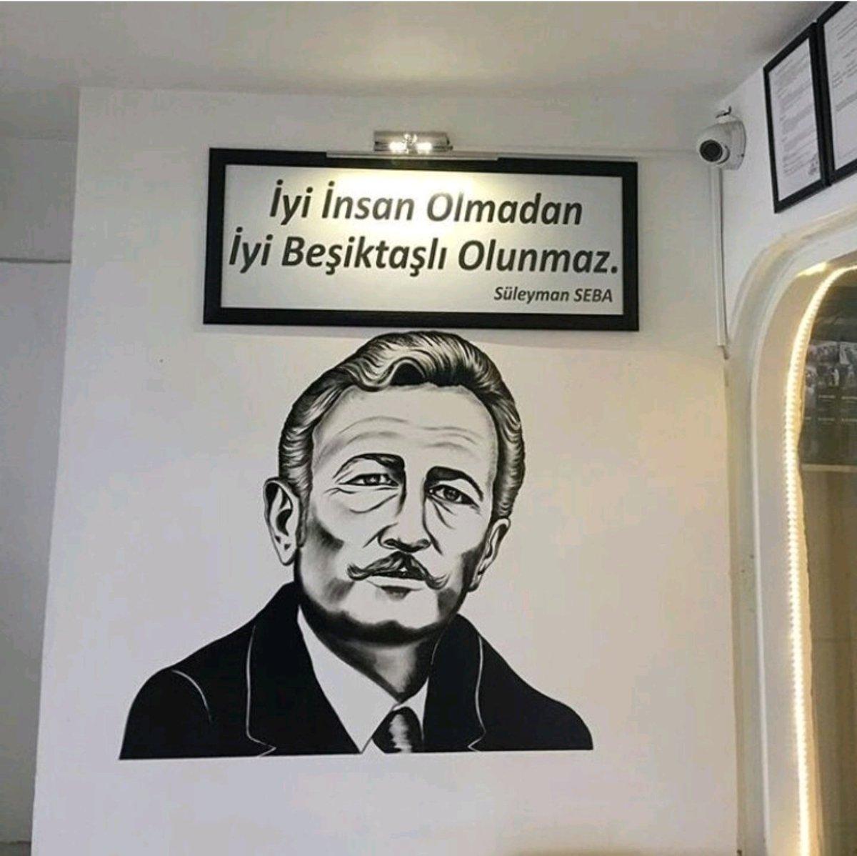 İyi Akşamlar Büyük Beşiktaş Ailesi🏁😊 #Beşiktaş #SüleymanSeba https://t...