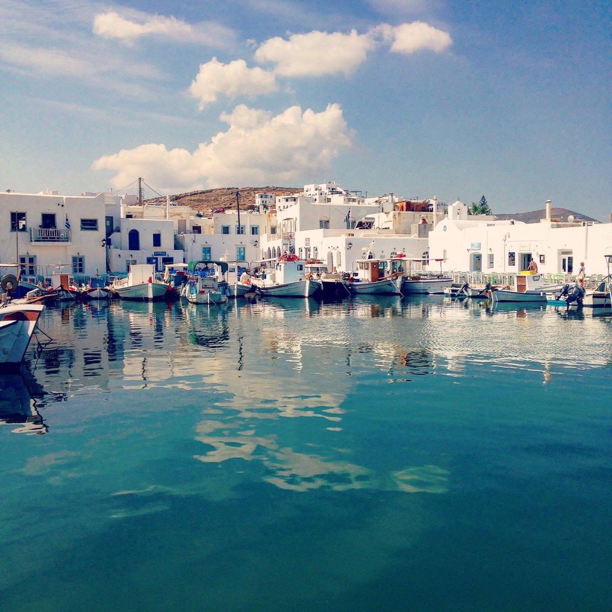 Paros, greece, is a jam