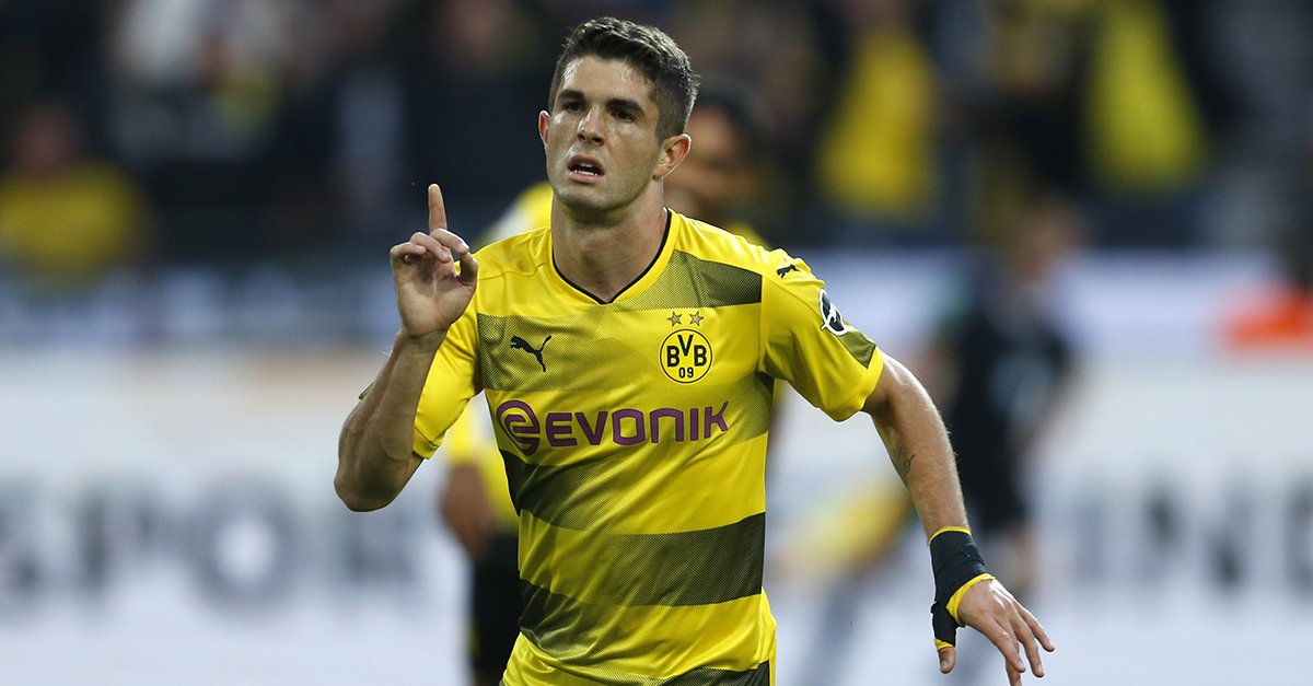 Borussia Dortmund star Christian Pulisic insists he won't be leaving the club to join Liverpool this summer https://t.co/ynsaGQWJxT
