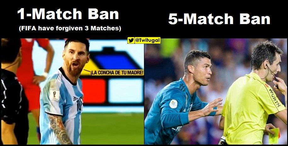 #injustice #CristianoRonaldo #SuperCopa #ZidaneNoEstasSolo #RMAFCB #HalaMadrid #NoFairPlay #Refree let&#39;s give the beat answer  tonight!!!<br>http://pic.twitter.com/rGzMbO9gR4