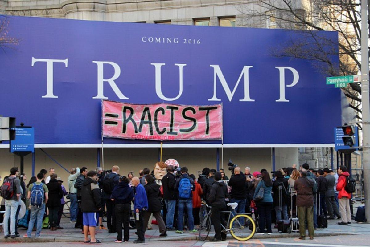 It's not Trump's politics. It's his long history of race-baiting https://t.co/yycTuiFDxm