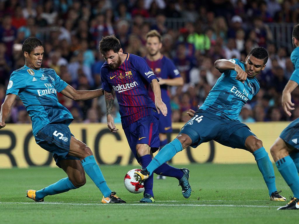 Real Madrid-Barcelona AO VIVO: não há Ronaldo, mas há jogo https://t.co/utCF0tCvDA