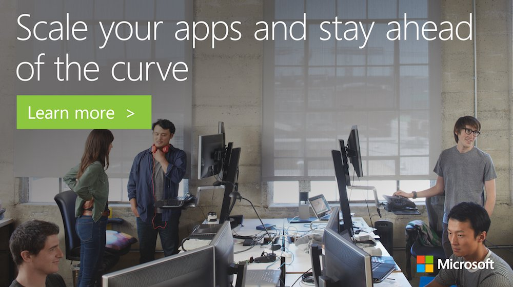 Build with #Azure. Access platforms, development tools &amp; support to create and test your #apps. Discover now:   http:// msft.social/zrZw9G  &nbsp;  <br>http://pic.twitter.com/xNICeJCseh