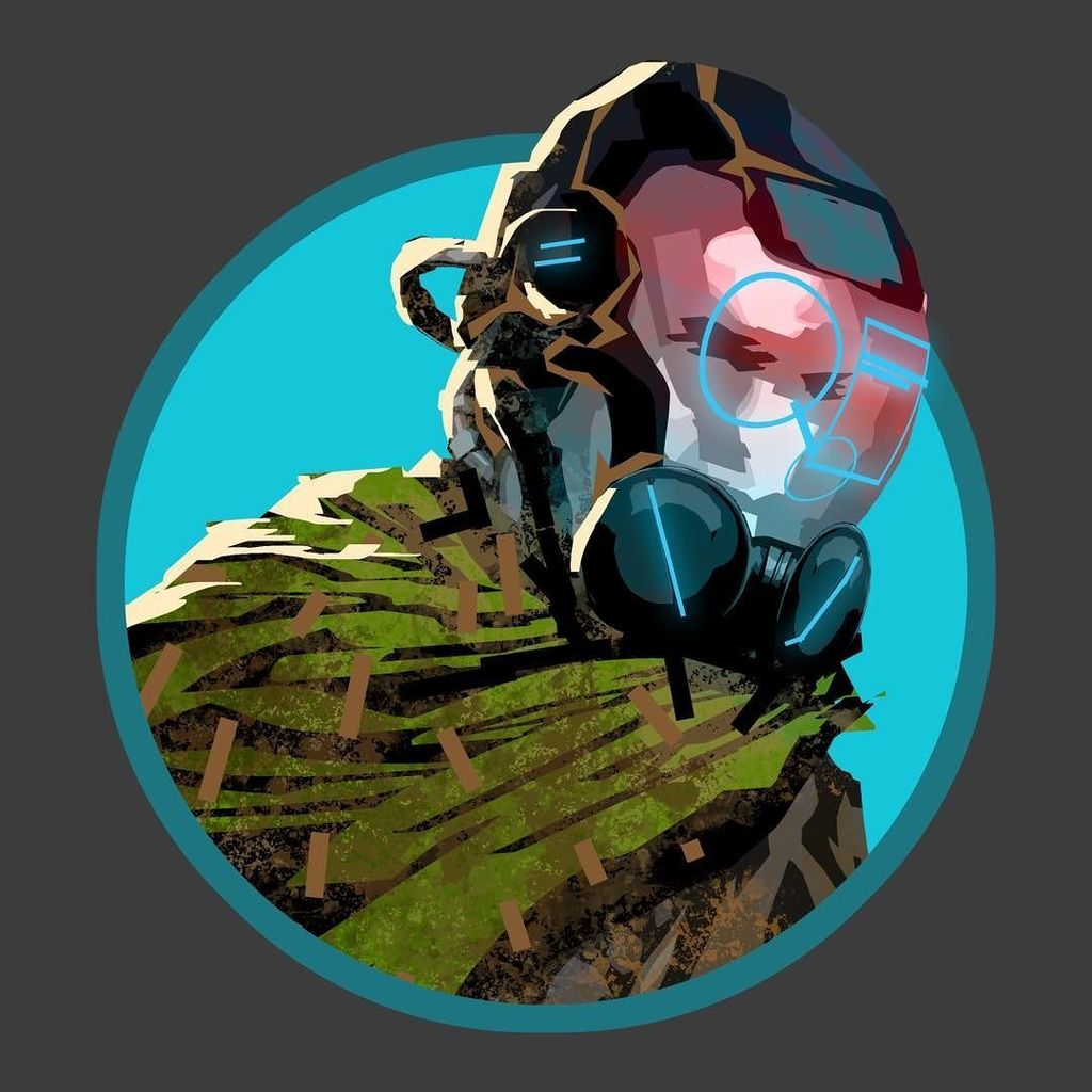 An old pilots helmet, repurposed. #gameart #gamedev #indiedev #share <br>http://pic.twitter.com/XiJTJ0ZlR0