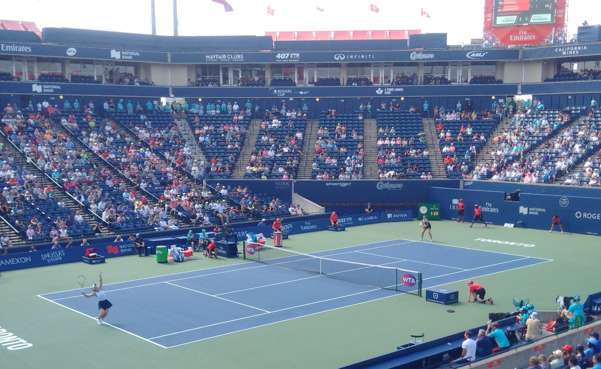 '#Entrepreneurship In 3 Sets' - my reflections from the @rogerscup  ht...