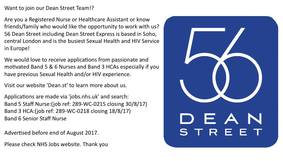 Sexual health nursing jobs uk