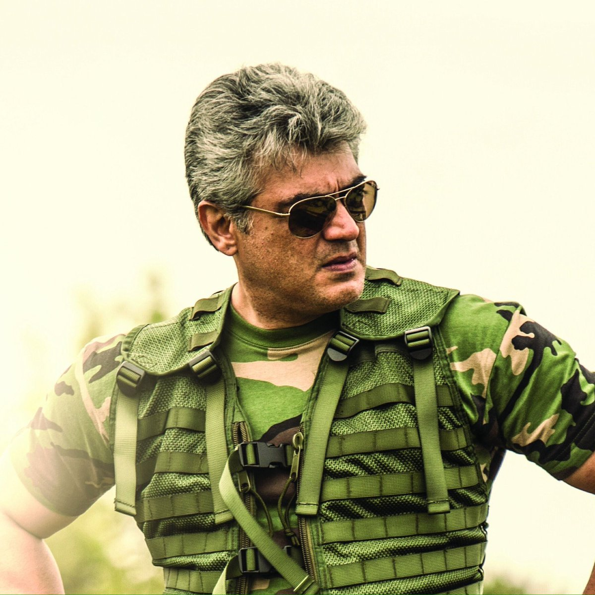 #VivegamTrailer at 12.01. Get Ready to Rage.  #NeverEverGiveUp #Surviv...