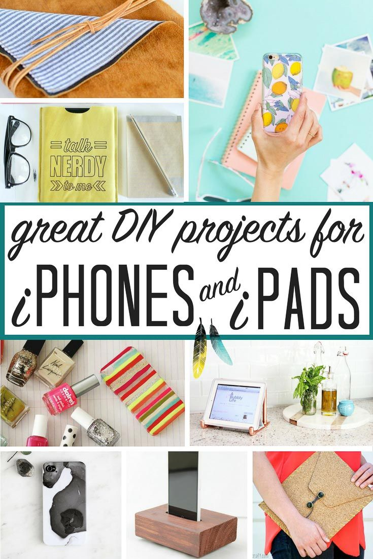 the best #iphone and #ipad #DIY ideas on the internet. PLUS, the best you can BUY if you&#39;d rather NOT DIY!  http:// bit.ly/2x4IL5t  &nbsp;   #crafts<br>http://pic.twitter.com/gSxj2le4Wp