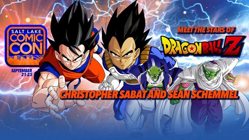 Meet Christopher Sabat and @SeanSchemmel from Dragonball Z at #SLCC17 !  http:// bit.ly/2x58Sti  &nbsp;    #dragonballz #fandom <br>http://pic.twitter.com/VRW26LC7zz