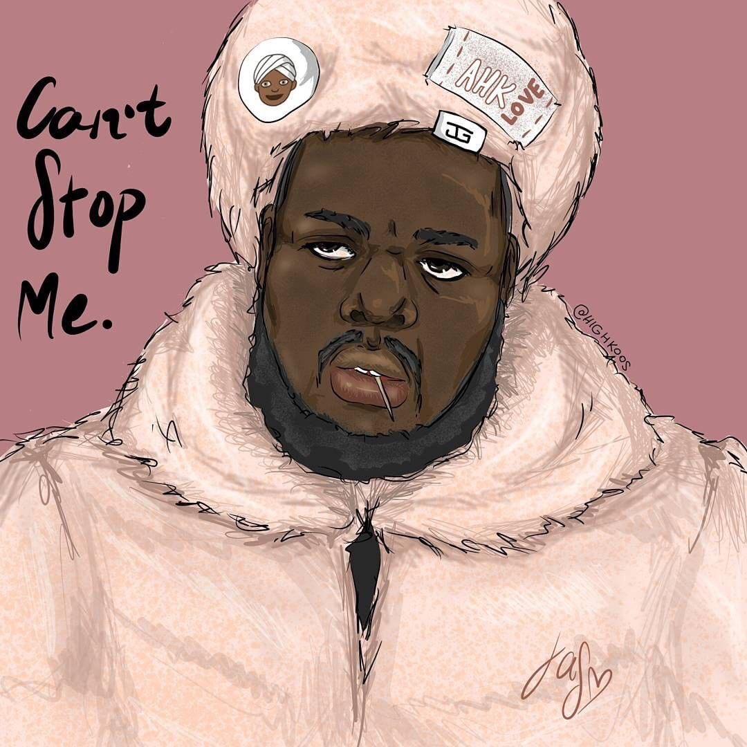 #NEW @gsuave_   &#39;CANT STOP ME&#39;  ft. @_abbylxve   Prod. by @VICgotemBouncin    https:// soundcloud.com/gsuave/cant-st op-me-ft-bemisoul-prod-vicgotembouncin &nbsp; … <br>http://pic.twitter.com/zv99JuXelc