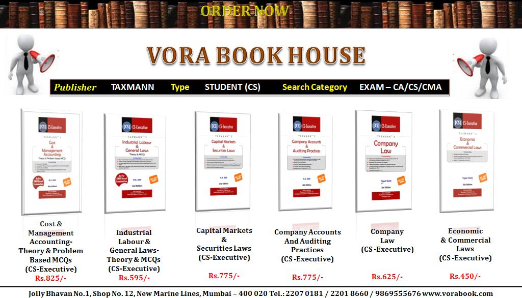 New Books released on CS executive exams   http://Www. vorabook.com  &nbsp;     #vorabookhouse #books #law #cs #exam  #executive<br>http://pic.twitter.com/5M5aLlCQnu
