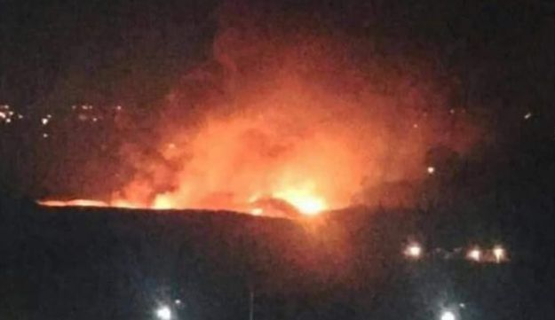 #Israel attacked #Hezbollah-bound arms convoys nearly 100 times, Air Force chief confirms   http:// Haaretz.com  &nbsp;    http://www. haaretz.com/israel-news/.p remium-1.807246 &nbsp; … <br>http://pic.twitter.com/dzy9ITuc9T
