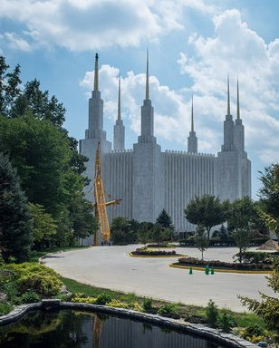 Public allowed to visit the Mormon temple on the D.C. Beltway for the first time in 46 years. https://t.co/RE7ZbW3MVO