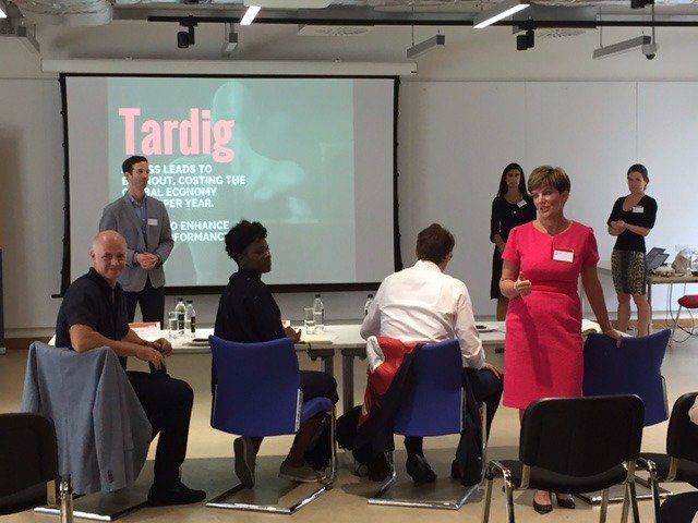 Inspiring day today at @UCLEnterprise for @LouiseOliverPO - part of the judging panel supporting #Entrepreneurship #UCLHomeGrown<br>http://pic.twitter.com/4K6oth4yBL