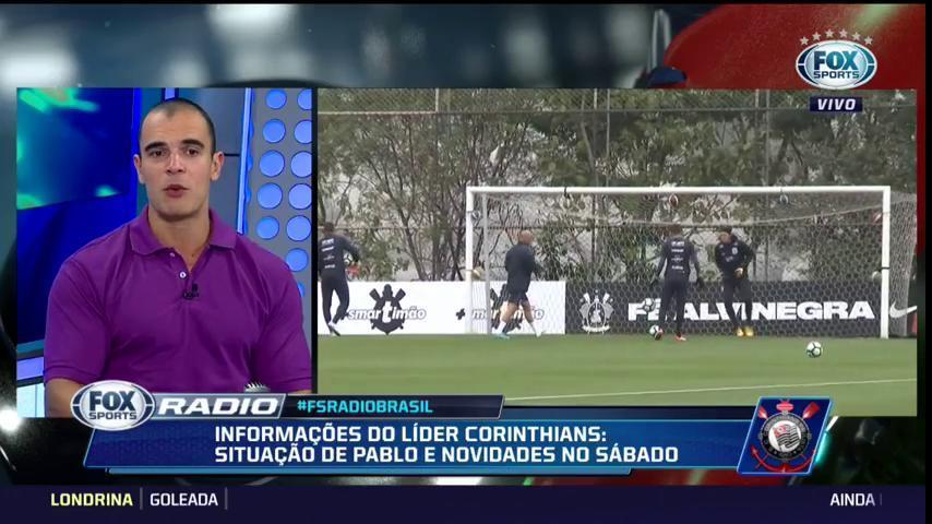'Guilherme Arana será o substituto de Marcelo na Seleção Brasileira', diz Mano sobre a joia corintiana. Concorda? #FSRádioBrasil