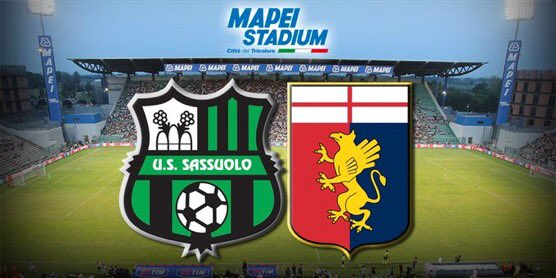 4 days untill the start of the Serie A season! #Sassuolo host #Genoa at the Mapei Stadium on Matchday 1!<br>http://pic.twitter.com/n6xiXqrE9S