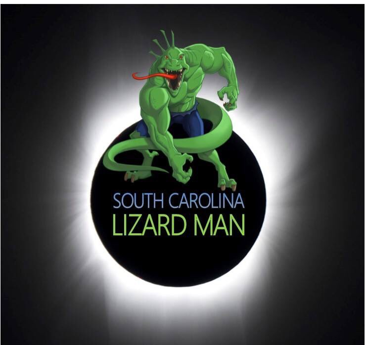 Who is ready to see the #lizardman #southcarolina @jamiearnoldWMBF<br>http://pic.twitter.com/lk9Xc6e5TC