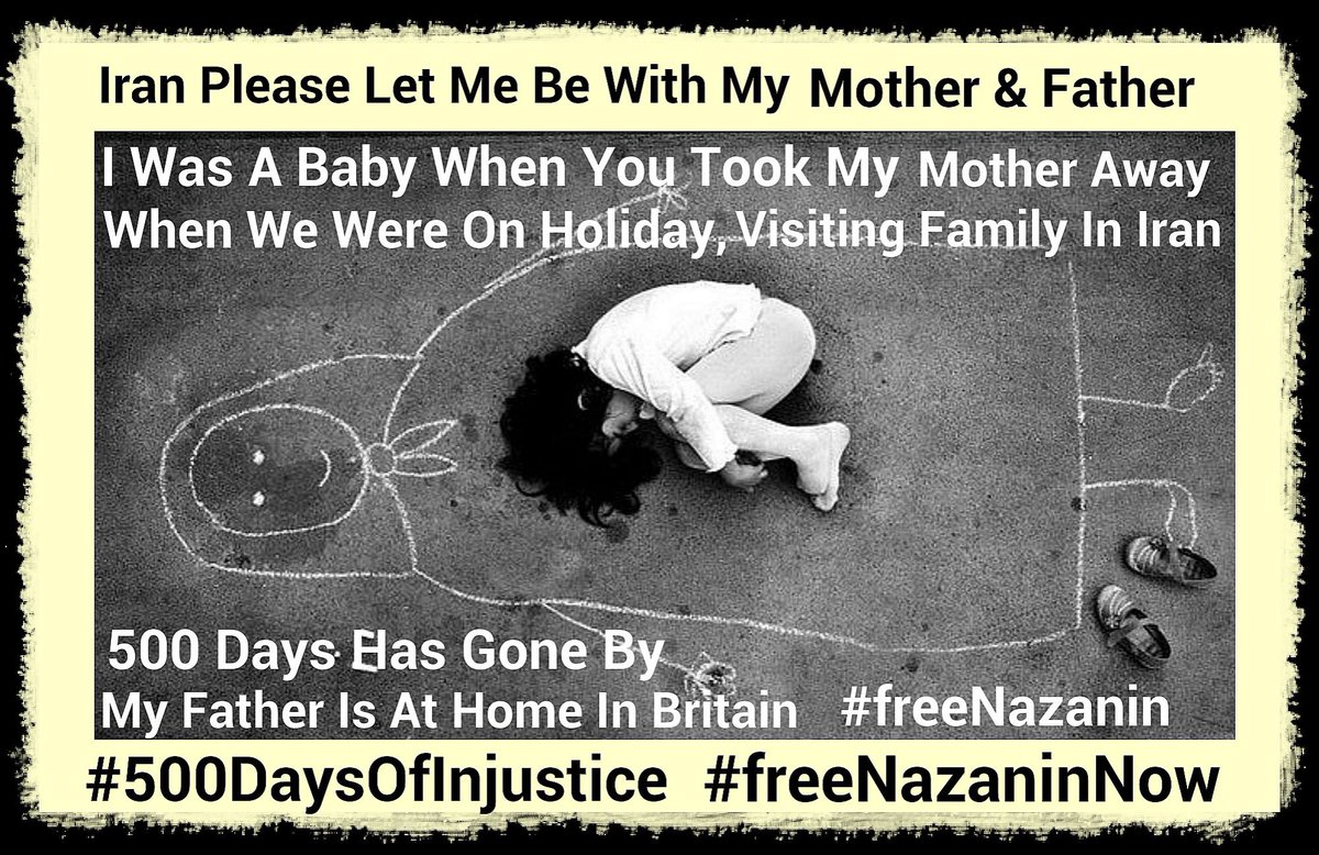 #500daysOfInjustice It Is Not Enough To Be #Compassionate we Must Act .@camanpour Now 930K Petition #CNN #freeNazaninNow #feeNazanin<br>http://pic.twitter.com/iUVWNN8CnF