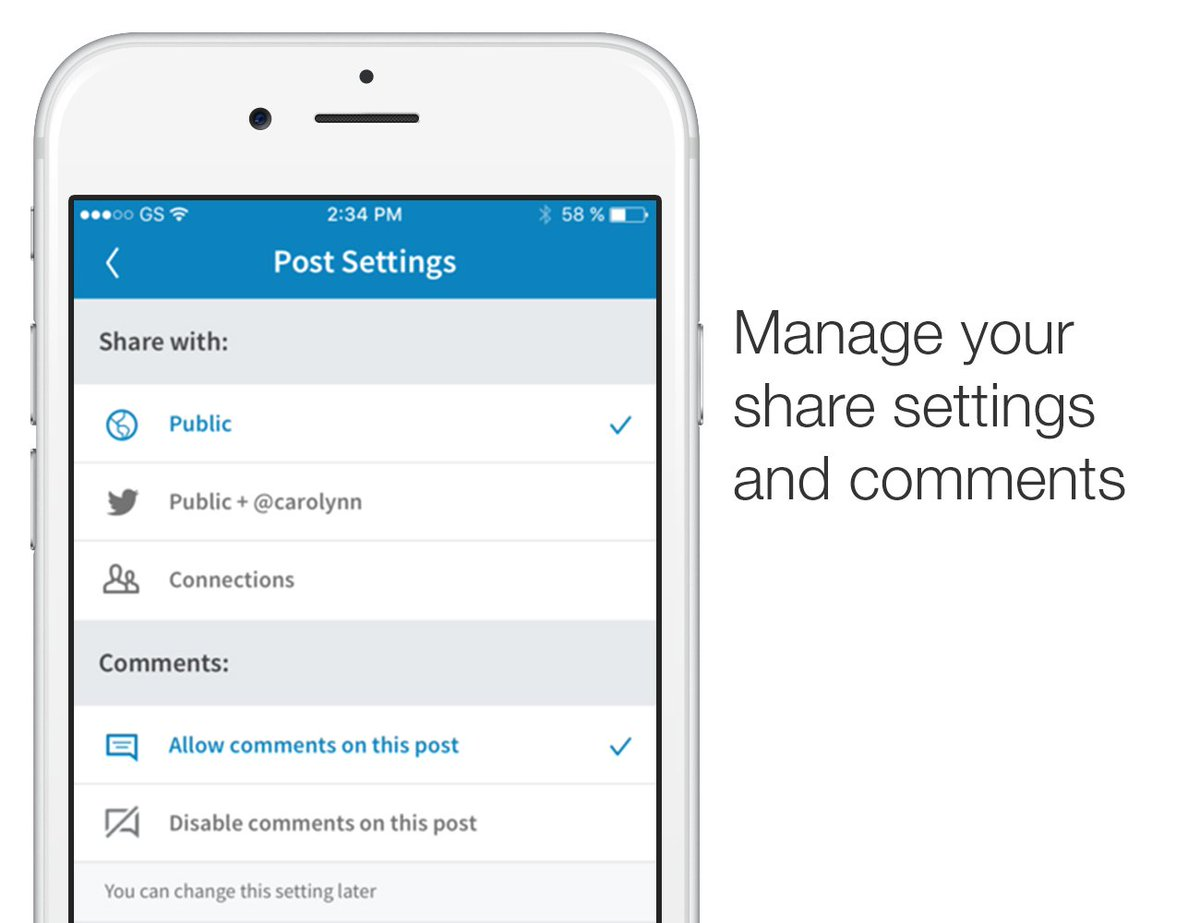 #LinkedIn must not be taking any time off this summer, they just introduced three new features -  https:// blog.linkedin.com/2017/august/10 /new-features-to-get-the-most-from-posting-on-linkedin &nbsp; … !  #SoSoShow<br>http://pic.twitter.com/RzdeyU3WNs
